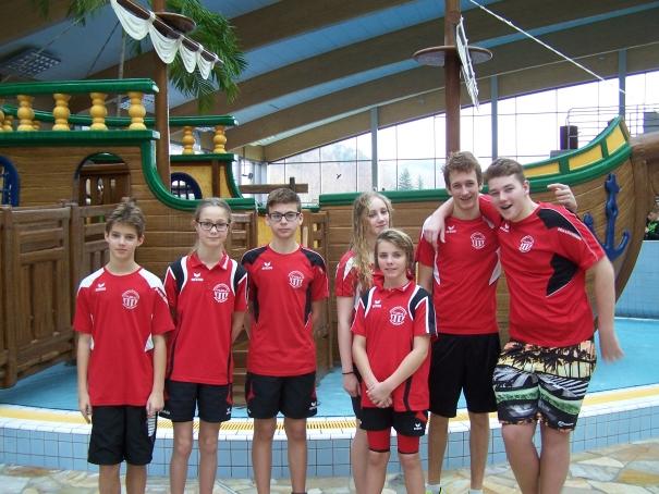 Jahrgangsabschiedsschwimmen Plettenberg